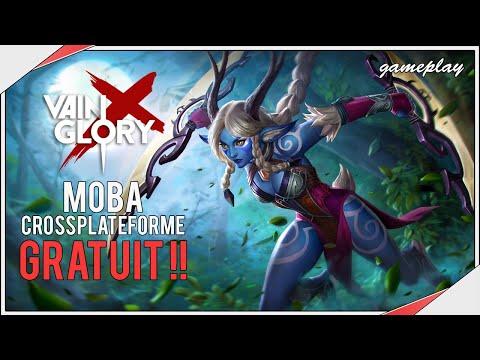 Vainglory   Découverte Gameplay Version PC STEAM (MOBA GRATUIT)