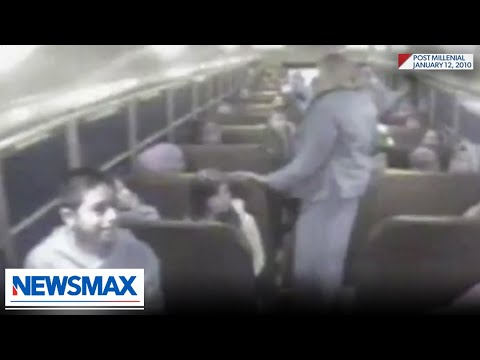 Video resurfaces of Dem candidate threatening students on a bus