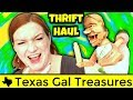 Dallas Haul - Vintage & Jewelry Thrift Haul - $30 into ? Treasures Resell EBay and Etsy