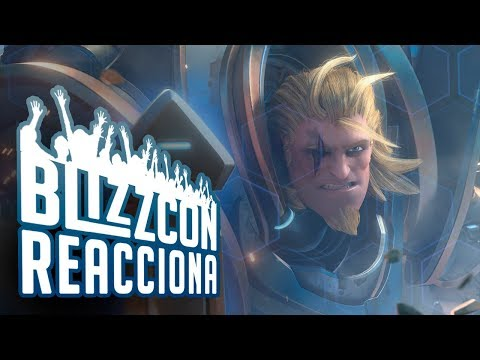 BlizzCon Reacciona: Honor and Glory (Overwatch)