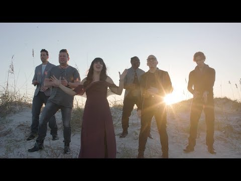 O Holy Night | VoicePlay Feat. Rachel Potter