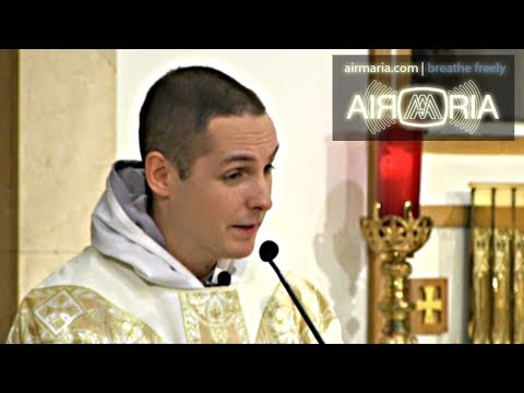 How to Have a Healthy Regard for the Church - Apr 23 - Homily - Fr Terrance