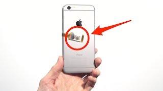 видео Как сделать из iPhone смартфон с двумя SIM-картами