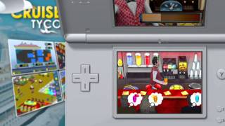 Cruise Line Tycoon Nintendo DS Trailer