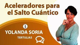 Aceleradores para el Salto Cuántico con Elisa Bernal, Yolanda Soria y Víctor Brossa