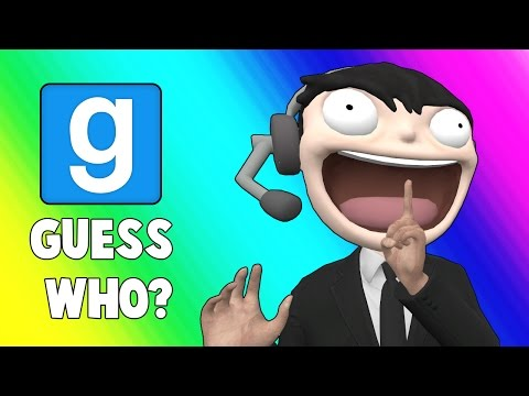 Thumbnail: Gmod Guess Who Funny Moments - Alleyway Police! (Garry's Mod)