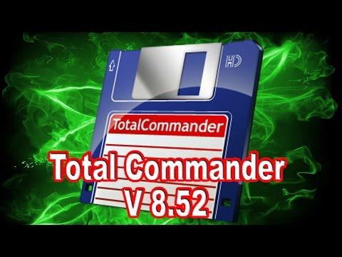 Descargar e instalar Total Commander V 8.52_2016