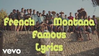 french montana famous official lyrics