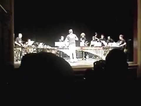 Ensemble de Percusión, Conservatorio profesional de Música de Teruel