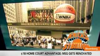 NYC's Madison Square Garden to Get $1B Renovation