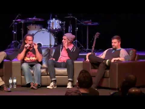 Todd White, Mattie Montgomery, Ben Fitzgerald and Daniel Hagen Q&A