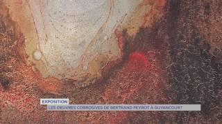 Exposition : les œuvres corrosives de Bertrand Peyrot