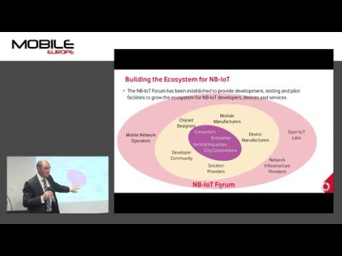 Internet of Things Conference: Vodafone's plans for NB-IoT