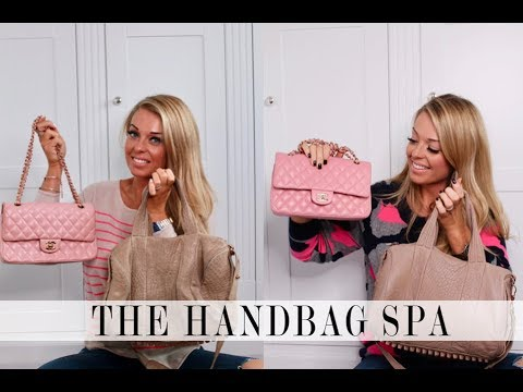 bca4df804c03 My Collaboration With The Handbag Spa | Cleo Lacey - YouTube