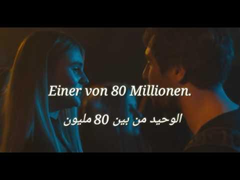 أغنية ألمانية مترجمة للعربية رائعة جدا,Max Giesinger 80Millionen