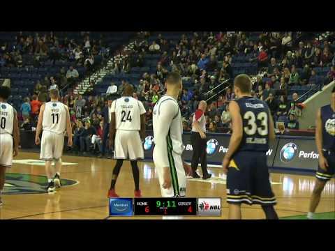 St. John's Edge vs Niagara River Lions | March 22, 2018 | NBL Canada
