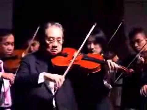 """ศิลปินแห่งชาติ ปีพุทธศักราช 2553 สาขาศิลปะการแสดง (ดนตรีสากล) """"พันเอกพิเศษชูชาติ พิทักษากร"""""""