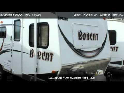2012 Skyline Bobcat 170c 17 Ft For Sale In Bonney Lake