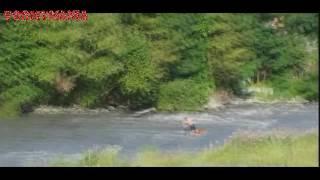 ЧП трагедия на воде Серфинг на реке Терек наводнение , Владикавказ, Северная Осетия-Алания