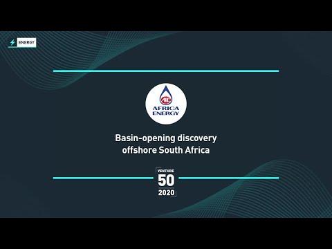 Africa Energy Corp. (TSXV: AFE) - 2020 TSX Venture 50