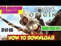 Assassin's Creed Origins Full Game PC + Crack Free Download Torrent
