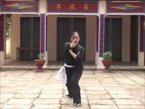 Khởi Quyền - Thanh Long Võ Đạo - Võ Cổ Truyền