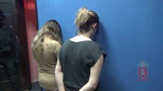 В Красноярске ещё один массажный салон оказался борделем