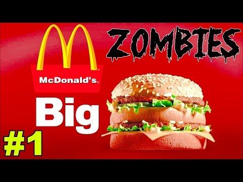 Mcdonald S Big Mac Mczombies Call Of Duty World At War Custom