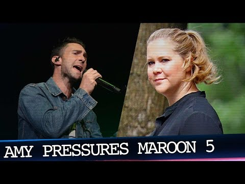 Amy Schumer Calls on Maroon 5 to Drop Out of Super Bowl Halftime Show Mp3