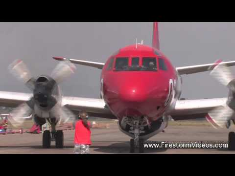 """FIREFIGHTING  AIR TANKERS"", an Alan Simmons/Firestorm HD Production"