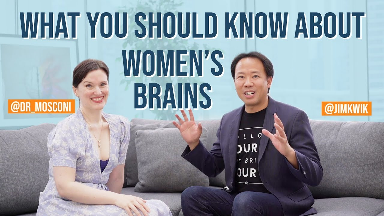 What You Need to Know about Women's Brains