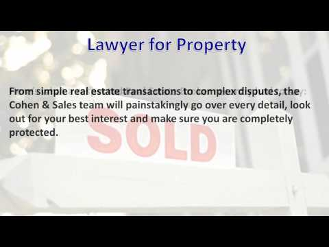Lawyer For Property
