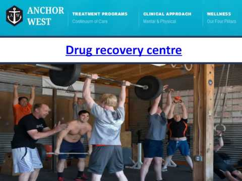 Drug recovery center