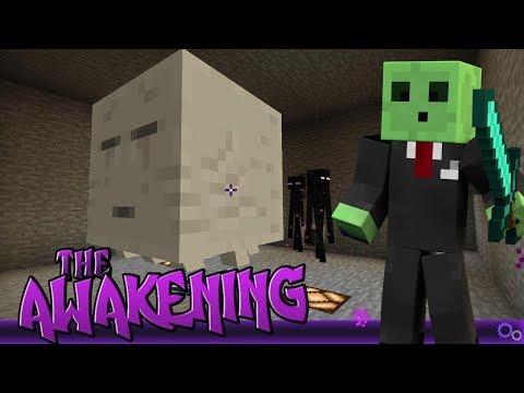 AutoCrafting! P2P! MobFarm! The Awakening E17