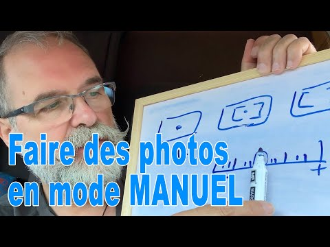 Faire des photos en mode manuel - EN FRANÇAIS
