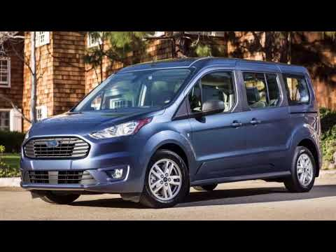 2019 Ford Transit Connect gets first ever diesel and a new gas engine