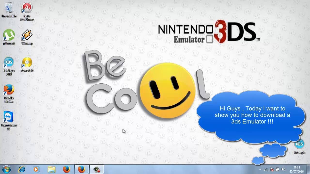 free 3ds emulator for pc and mac download with bios 2013