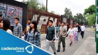 Instituto Politécnico Nacional aplica examen complementario de ingreso