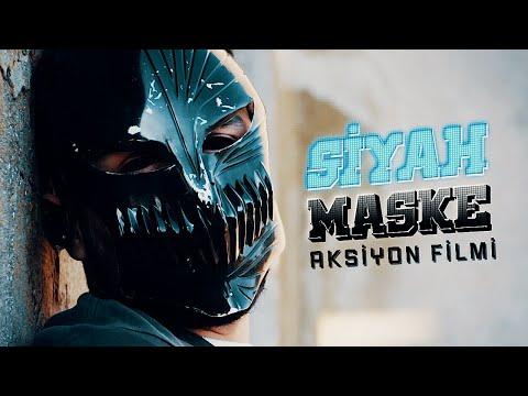 siyah maske  kısa aksiyon sahnesi  short action scene