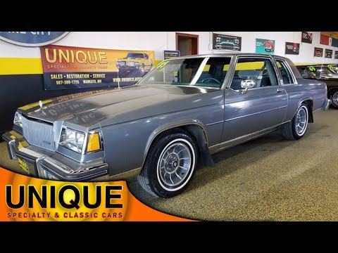 1985 Buick LeSabre Collectors Edition | For Sale $9,900