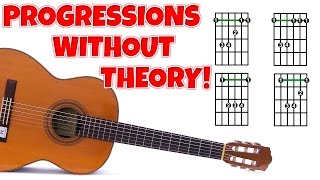 Create Chord Progressions Without Music Theory