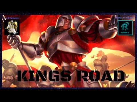 Kings Road, Pvp Knigth 152K