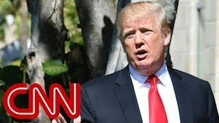 Donald Trump: No more DACA deal