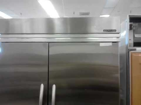 Demonstration Kitchen Aid 42 Inch Refrigerator