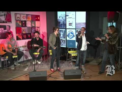 Julie Kramer interviews Stars band members