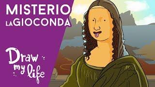 Los SECRETOS de La GIOCONDA. Lo que esconde Mona Lisa - Draw My Life en Español