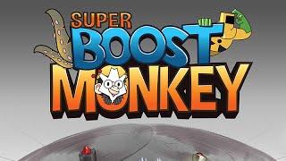 Super Boost Monkey - Gameplay HD