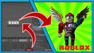 How to render your roblox character
