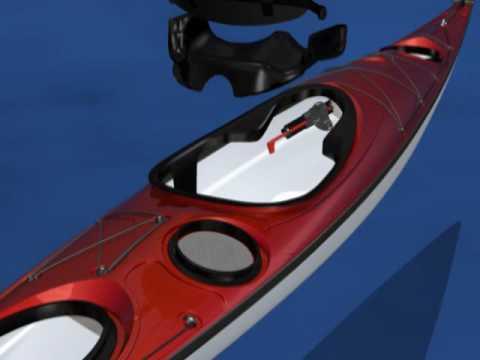 Kayak: Fathom - Eddyline Kayaks and Paddles