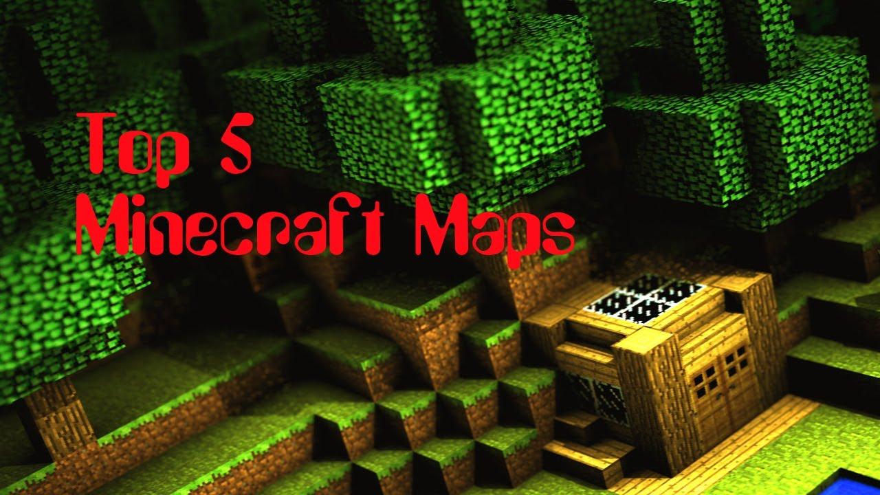 minecraft top 5 minecraft survival maps s 1 8 2015